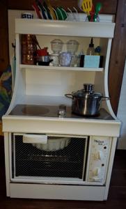 שימוש יצירתי חוזר מטבח משחק לילדים DIY